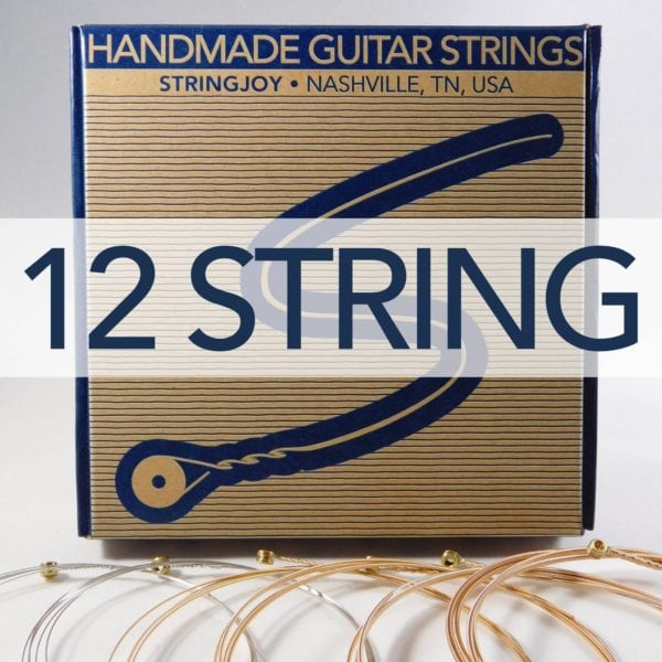 Stringjoy 12 String Acoustic Guitar Strings