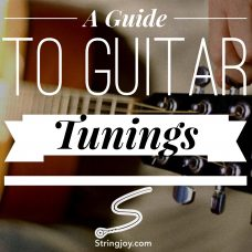 Alternate Tunings for Guitar: A Guide