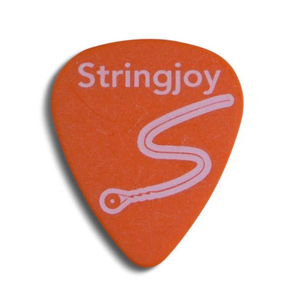 Stringjoy .60mm Orange Soda Classic Picks