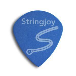 Stringjoy 1.0mm Sky Blue Jumbo Jazz Picks