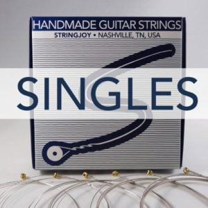 Single Electric Strings