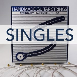 Single Electric Guitar Strings