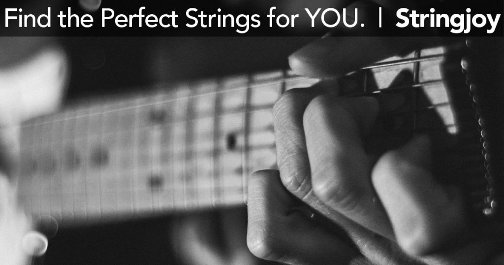 Stringjoy Custom Guitar Strings Help