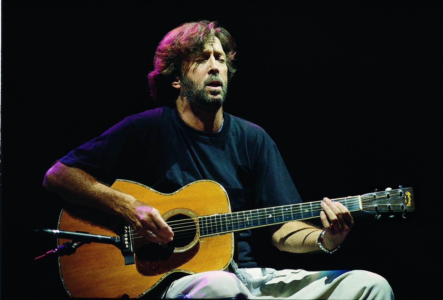 Most Expensive Guitar: Eric Clapton's Martin 1939 000-42 Acoustic