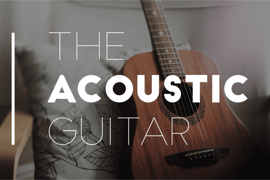 History of the Acoustic Guitar | Stringjoy