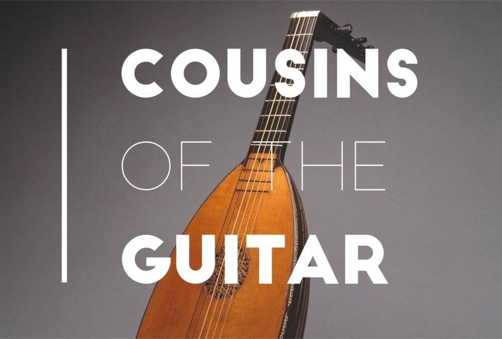 History of the Guitar: Acoustic to Electric, Ancient to