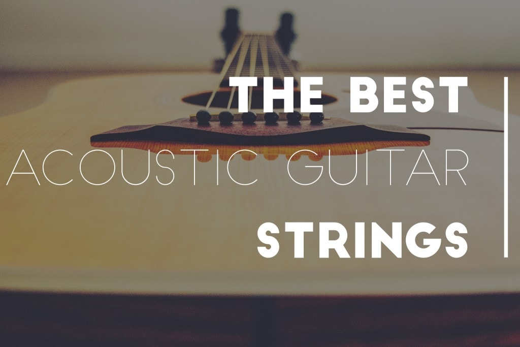 What Are The Best Acoustic Guitar Strings For You? | Stringjoy