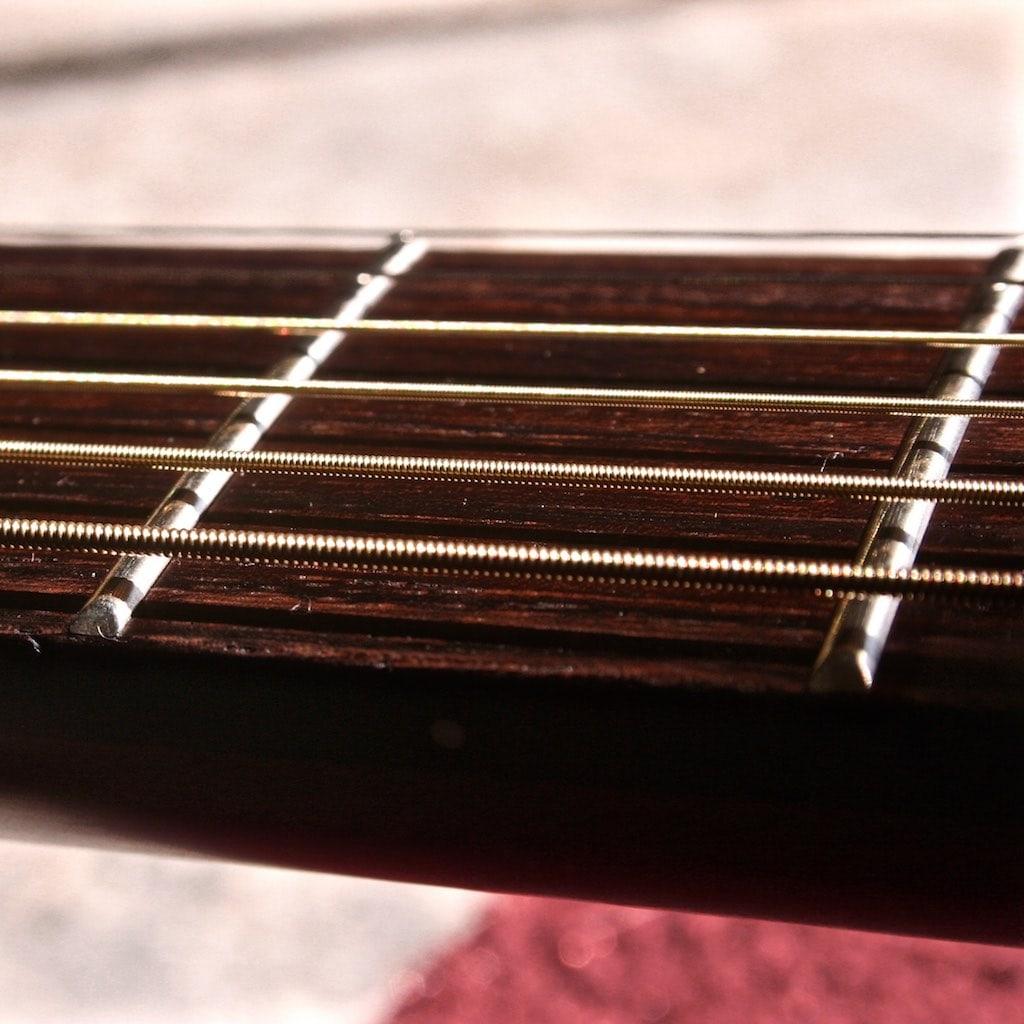 stringjoy medium 13 56 bright brass acoustic guitar strings. Black Bedroom Furniture Sets. Home Design Ideas