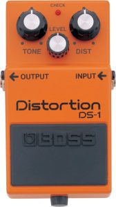 Guitar Distortion: From Broken Speakers to Stompboxes