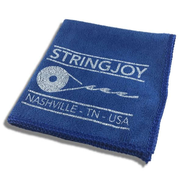 Stringjoy Microfiber Cleaning Cloth