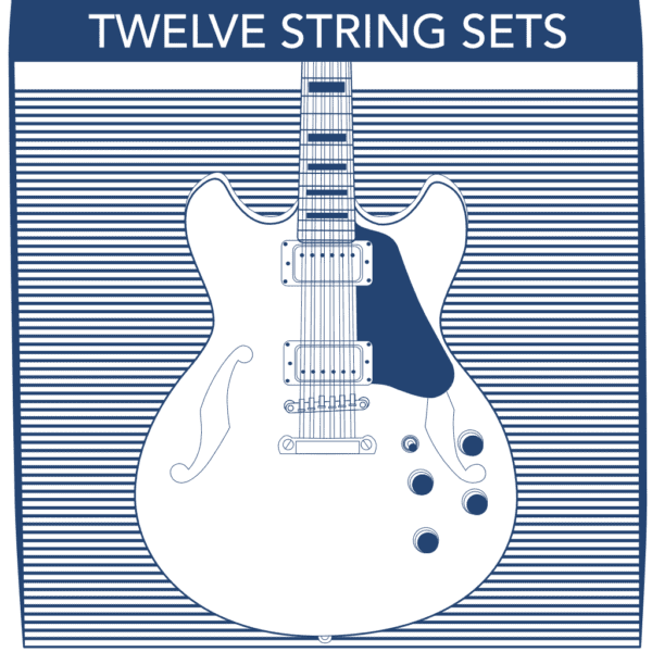 12 String Electric Guitar Strings