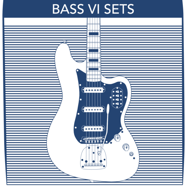 Bass VI Strings