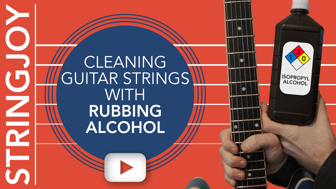 cleaning guitar strings with rubbing alcohol good idea or bad stringjoy. Black Bedroom Furniture Sets. Home Design Ideas