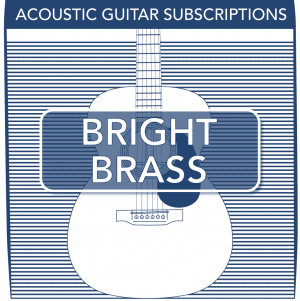 Bright Brass Acoustic Subscriptions