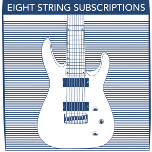 8 String Electric Subscriptions