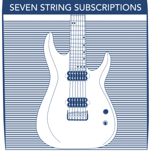 7 String Electric Subscriptions