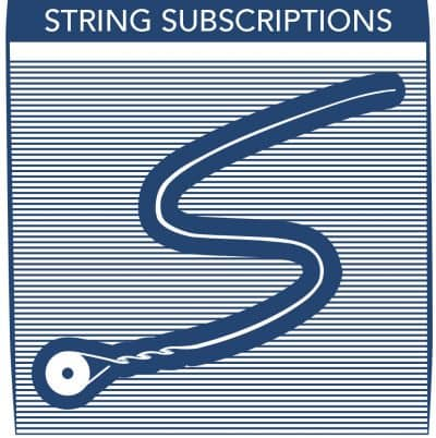 Subscription Guitar Strings
