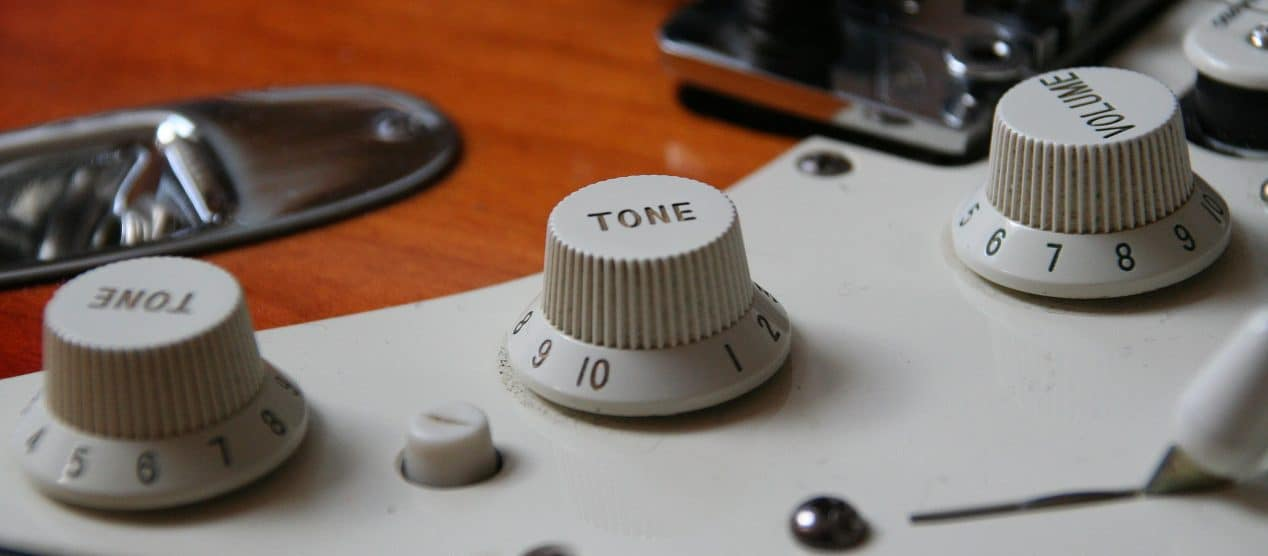 Is Guitar Tone All In Your Fingers?