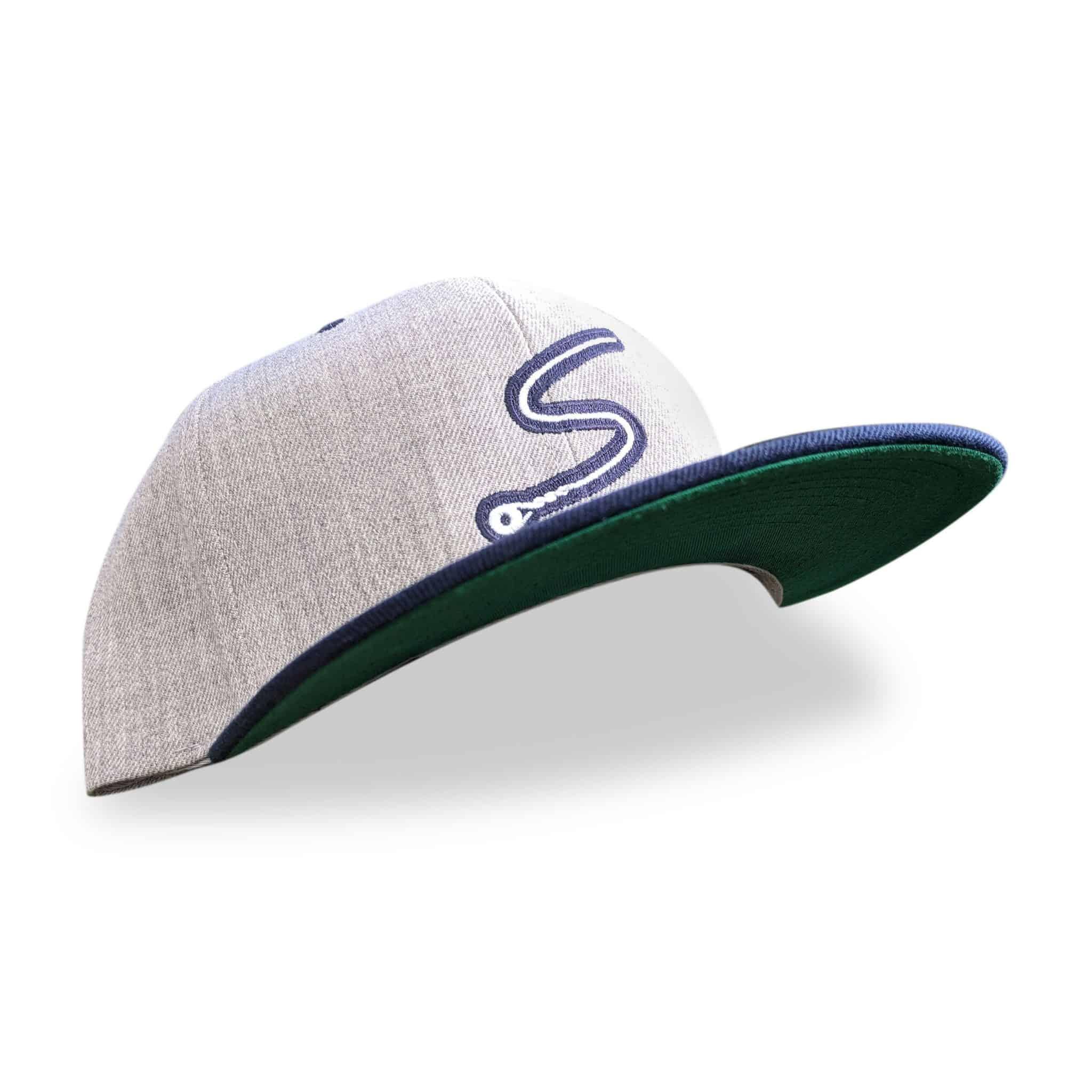 8a9f1de27 Stringjoy Classic Snapback Hat