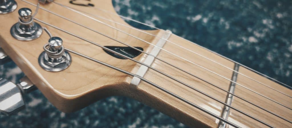 Adjusting Action using the Truss Rod
