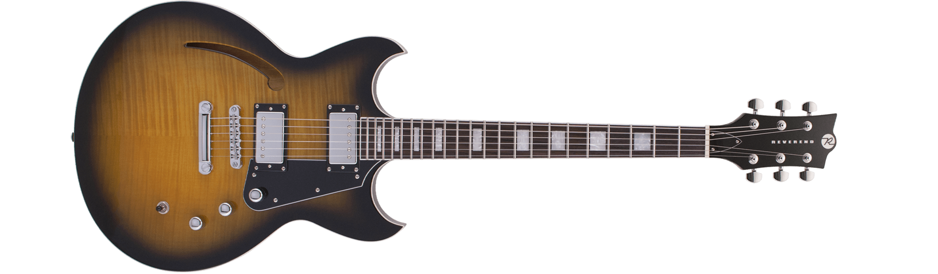 Reverend Guitars Manta Ray HB