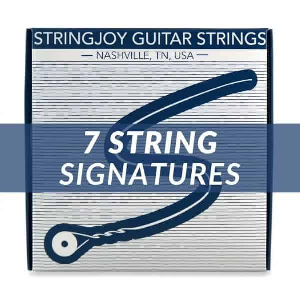 7 String Signatures