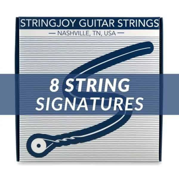8 String Signatures