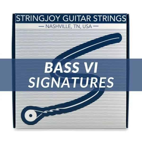 Bass VI Signatures