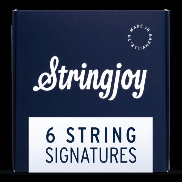 6 String Signatures