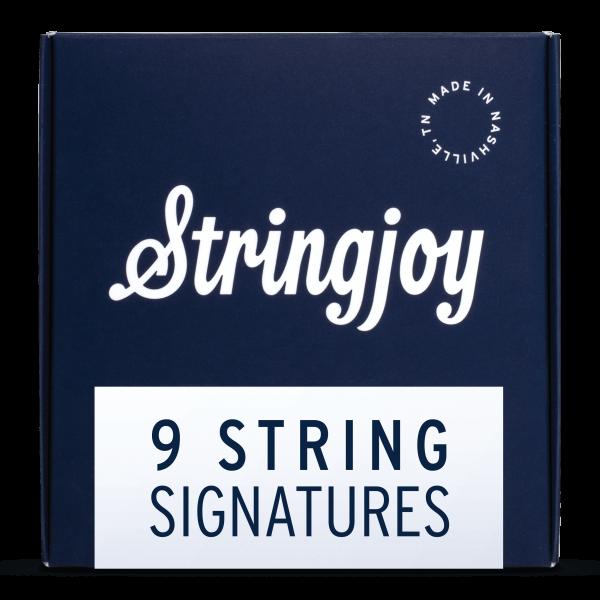 9 String Signatures
