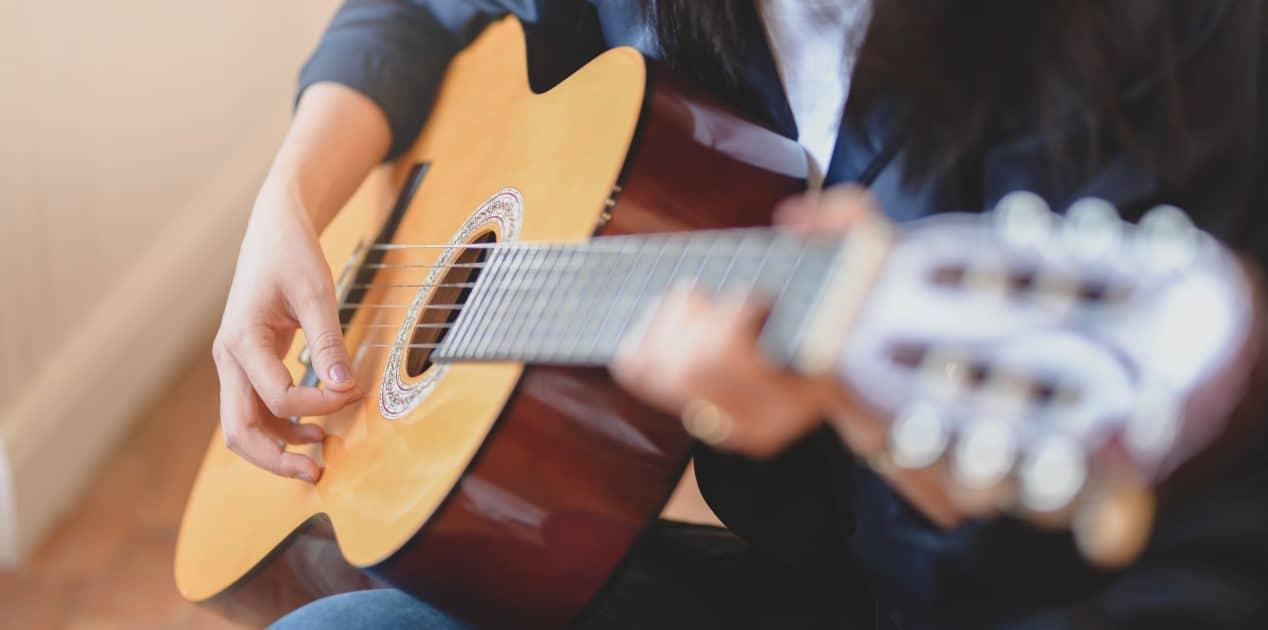 Classical Guitar Shapes